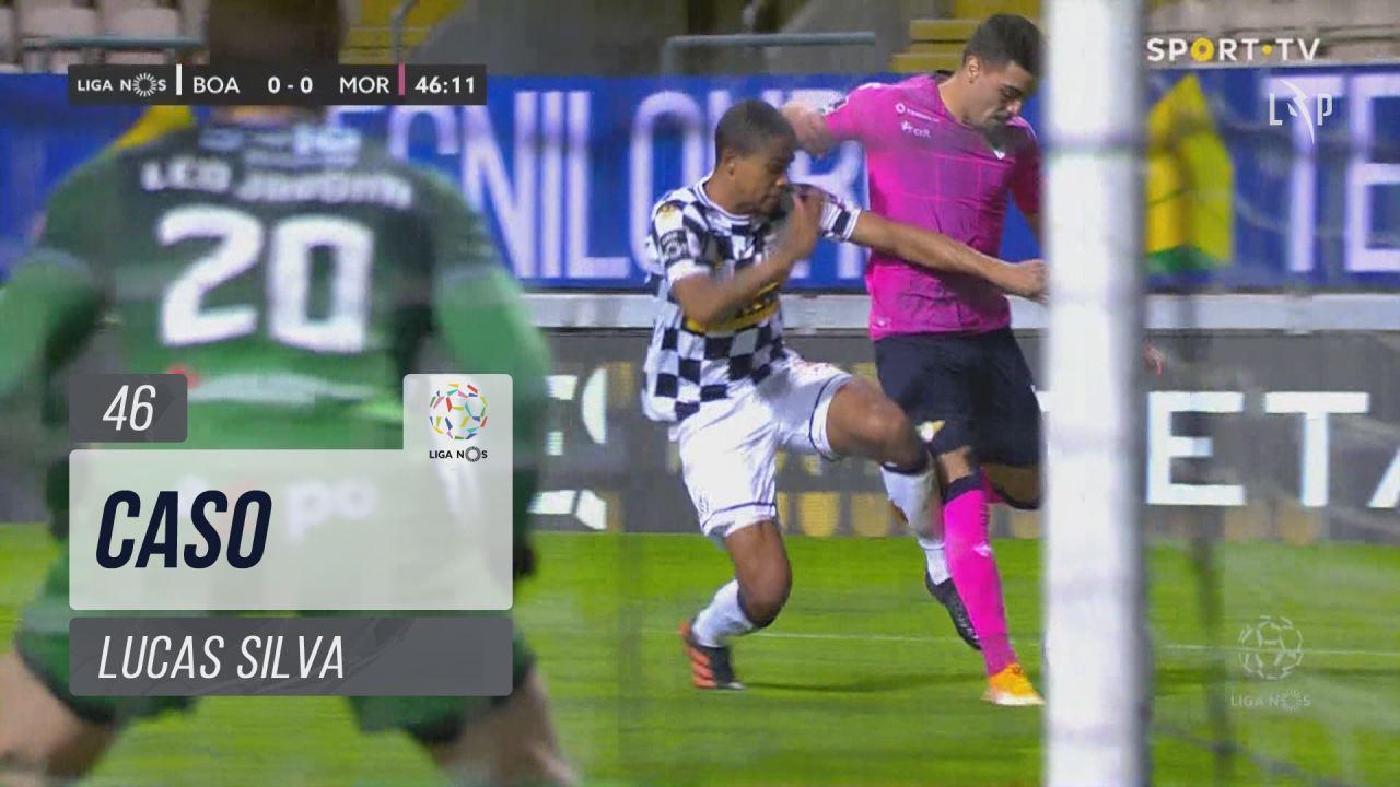 Moreirense FC, Caso, Lucas Silva aos 46'