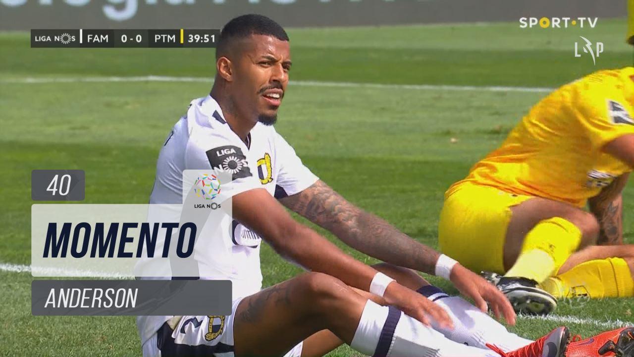 FC Famalicão, Jogada, Anderson aos 40'