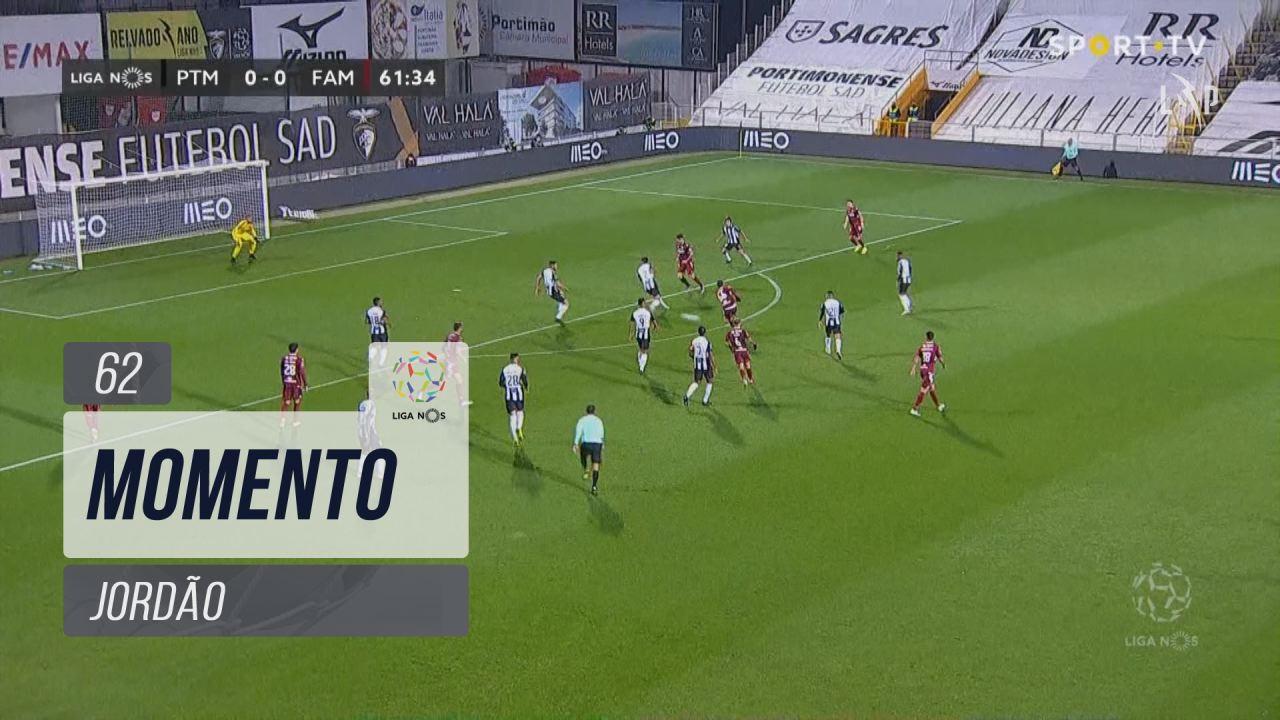 FC Famalicão, Jogada, Jordão aos 62'