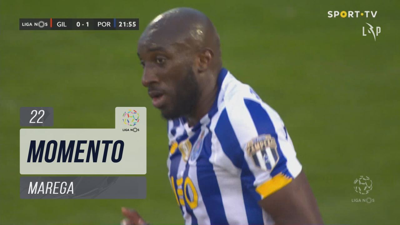 FC Porto, Jogada, Marega aos 22'
