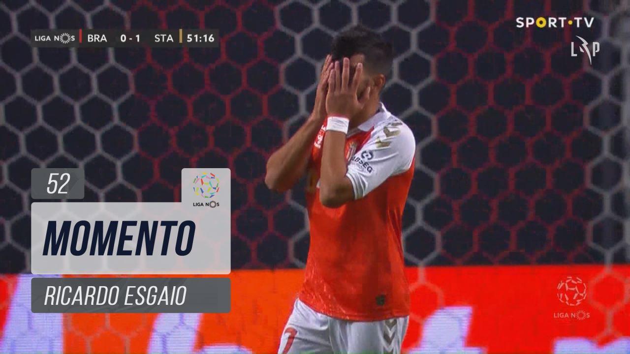 SC Braga, Jogada, Ricardo Esgaio aos 52'