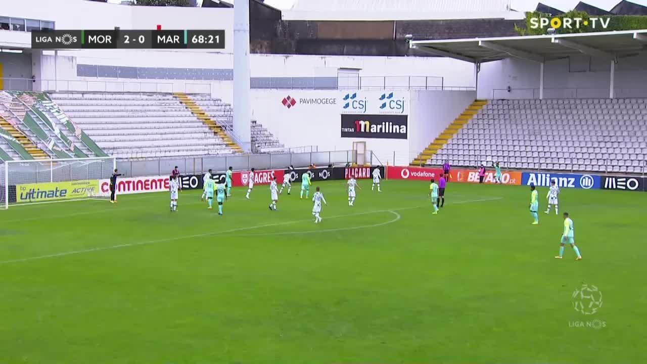Moreirense FC, Jogada, Pires aos 69'