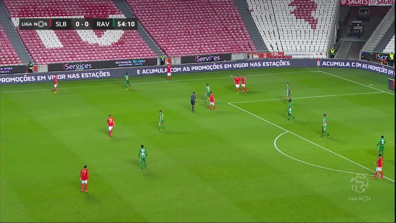 SL Benfica, Jogada, Waldschmidt aos 55'