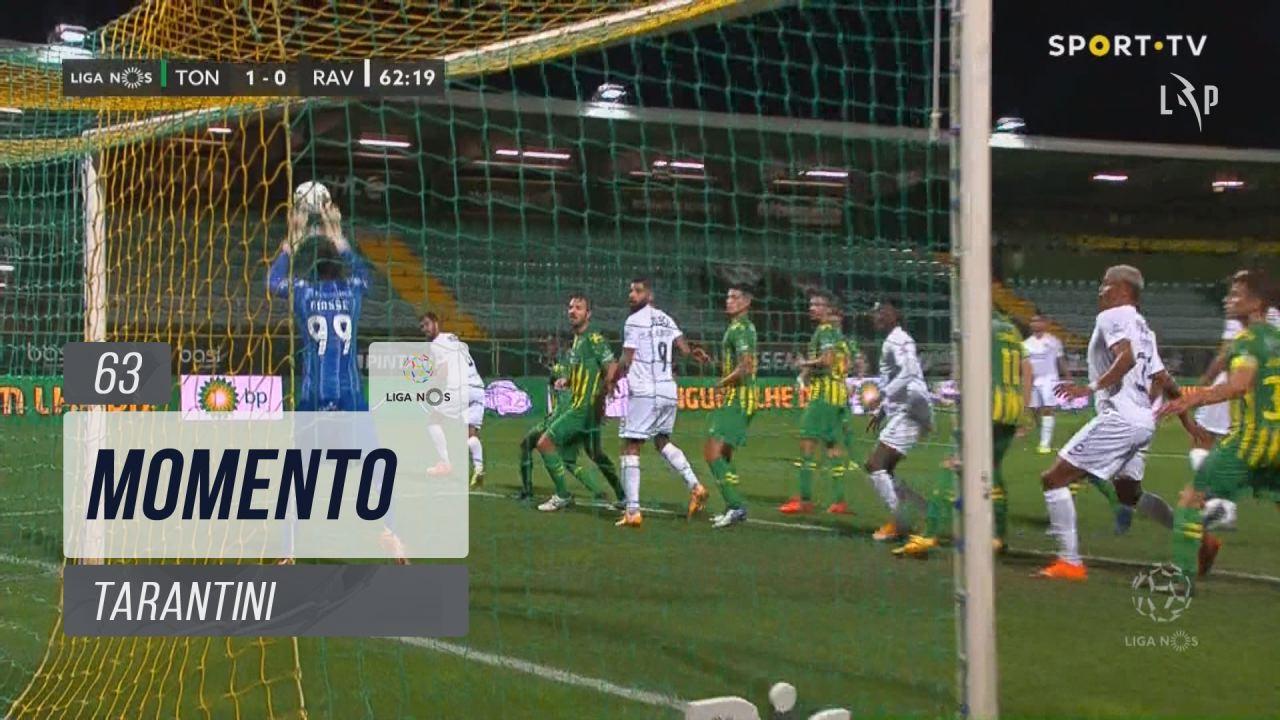 Rio Ave FC, Jogada, Tarantini aos 63'