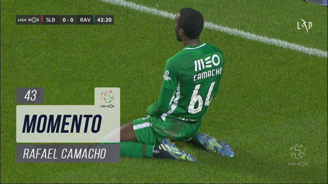 Rio Ave FC, Jogada, Rafael Camacho aos 43'