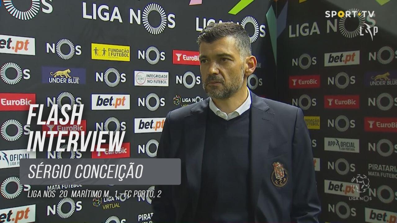 """Sérgio Conceição: """"Temos de ir à procura da vitória"""""""