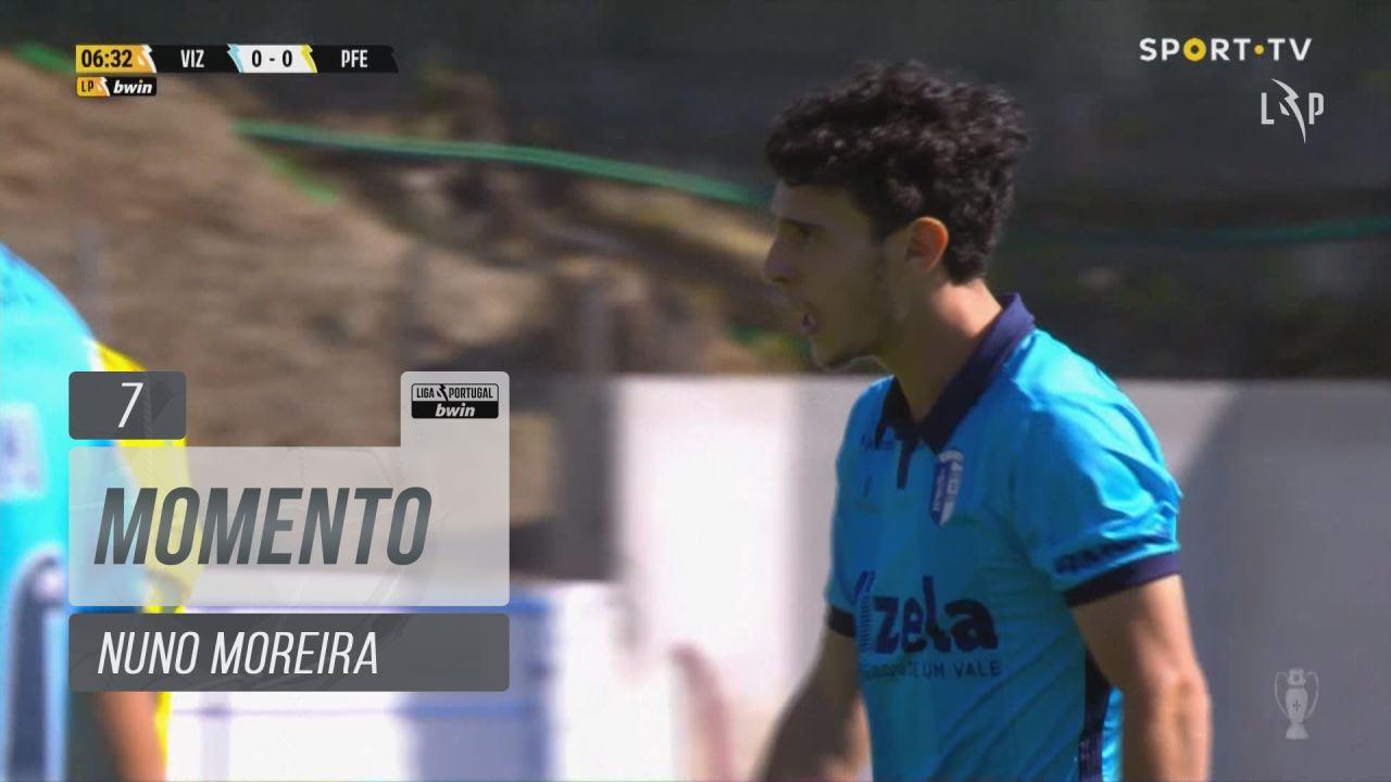 FC Vizela, Jogada, Nuno Moreira aos 7'