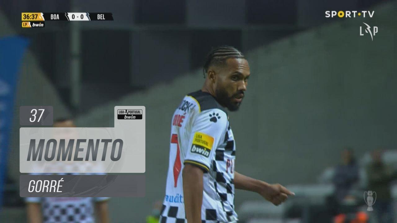 Boavista FC, Jogada, Gorré aos 37'
