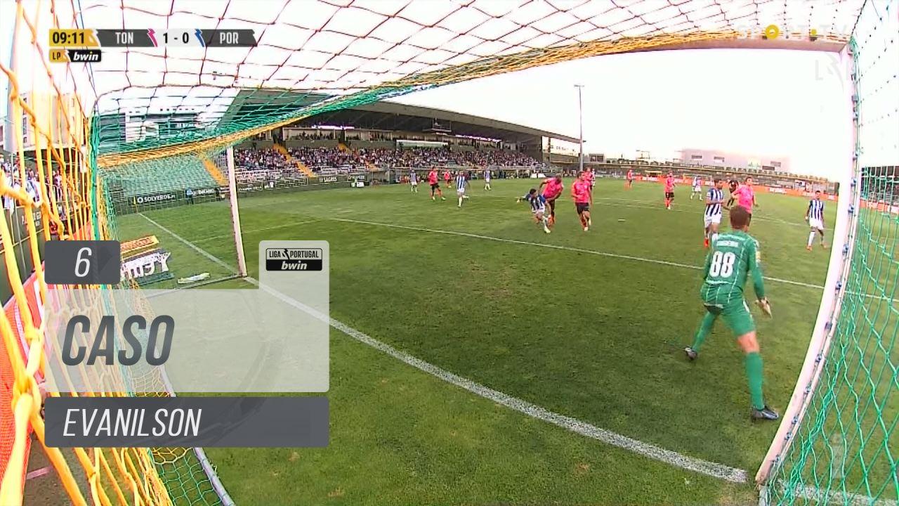 FC Porto, Caso, Evanilson aos 6'