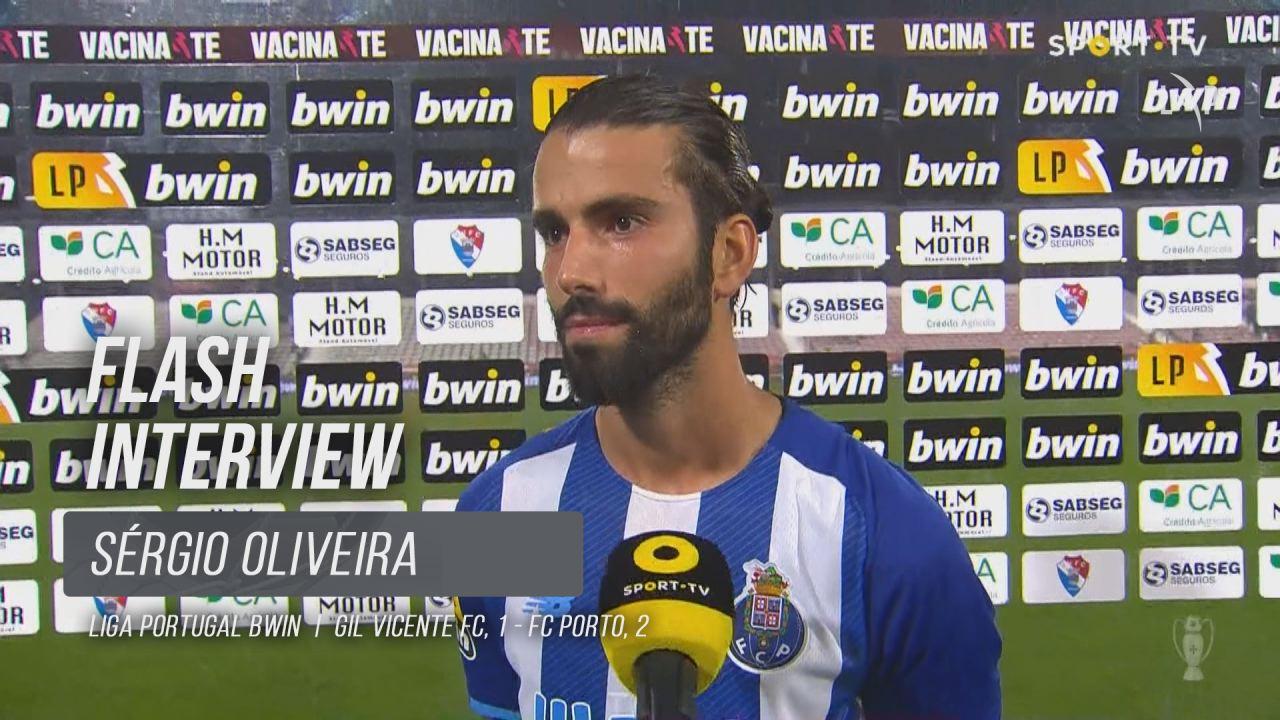 """Sérgio Oliveira: """"Fico feliz por poder ajudar"""""""