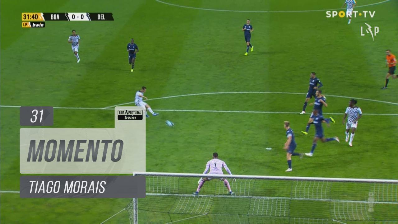 Boavista FC, Jogada, Tiago Morais aos 31'
