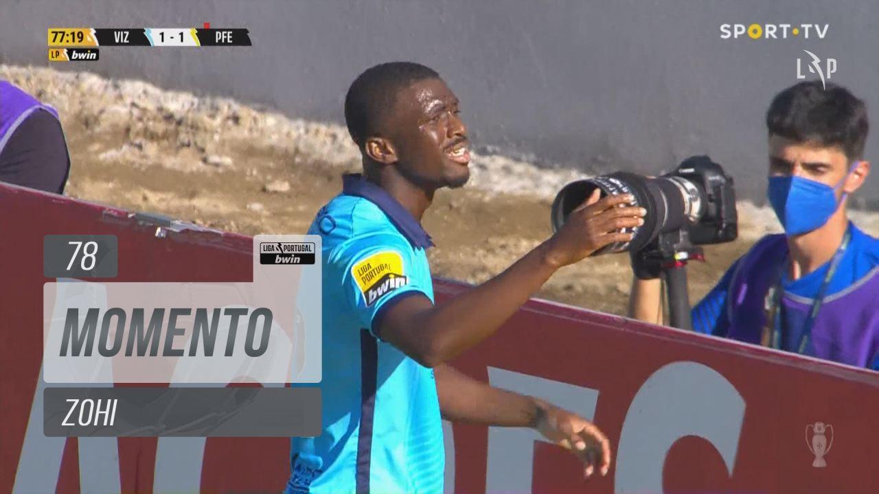 FC Vizela, Jogada, Zohi aos 78'