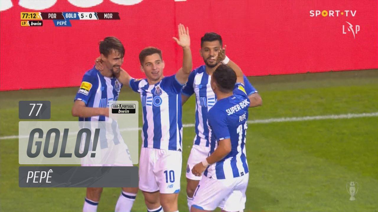 GOLO! FC Porto, Pepe aos 77', FC Porto 5-0 Moreirense FC