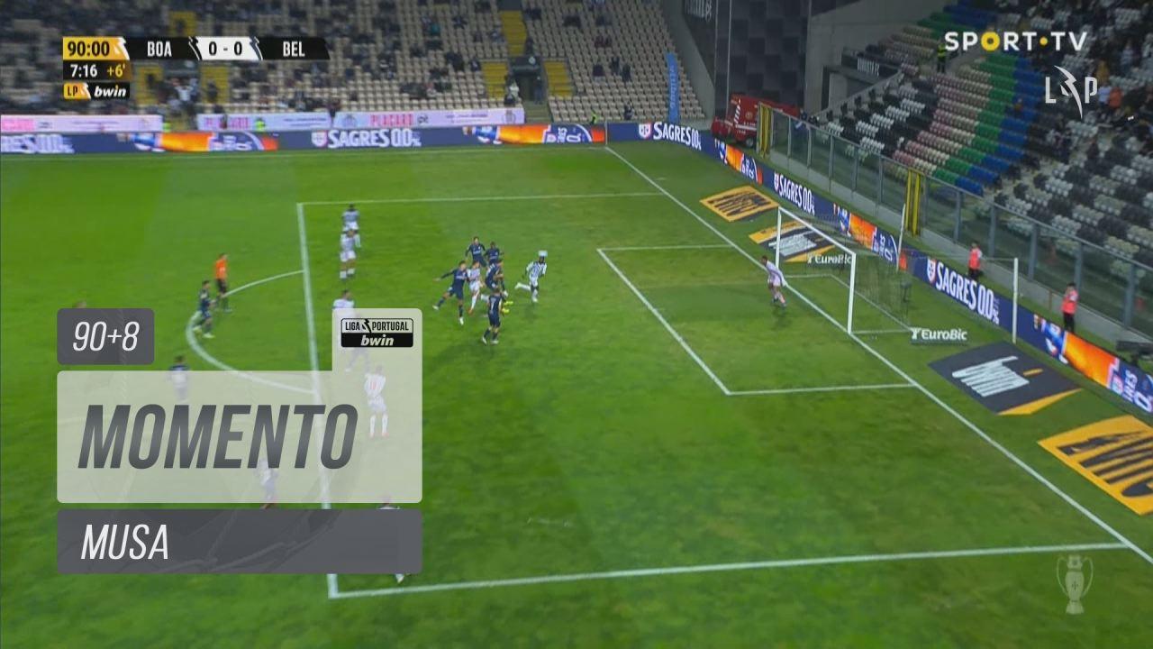 Boavista FC, Jogada, Musa aos 90'+8'