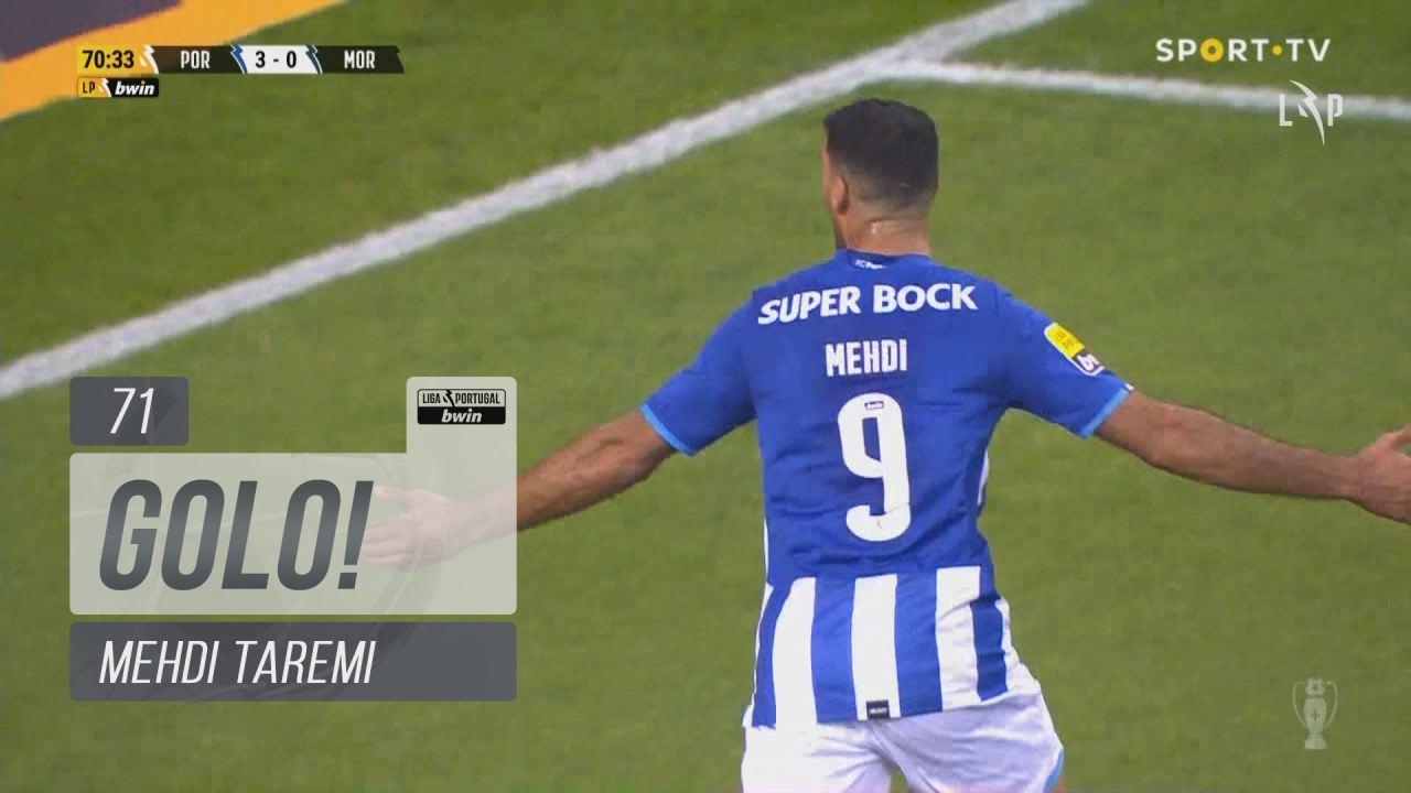 GOLO! FC Porto, Mehdi Taremi aos 71', FC Porto 4-0 Moreirense FC