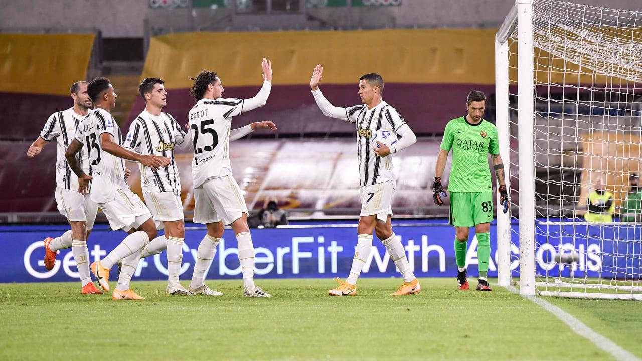 Golos Juventus 20/21