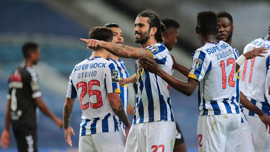 Golos FC Porto Liga 20/21