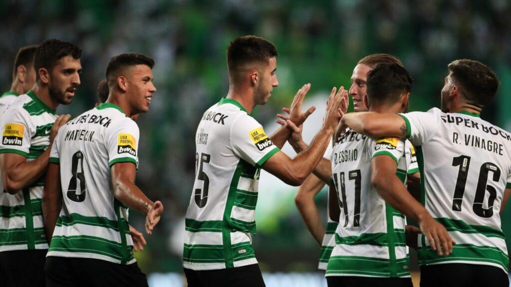 Golos Sporting 21/22