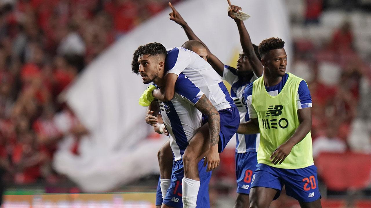 Últimos golos FC Porto