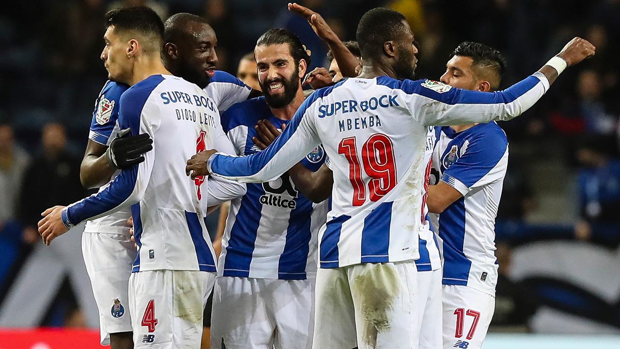 Golos do FC Porto Liga 19/20