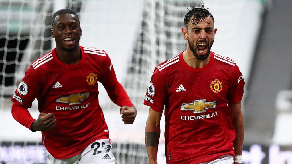 Golos Man. United 20/21