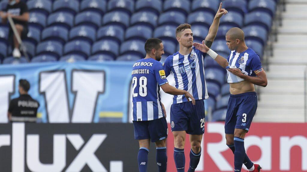 Golos FC Porto 21/22