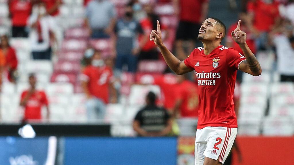 Golos Benfica 21/22
