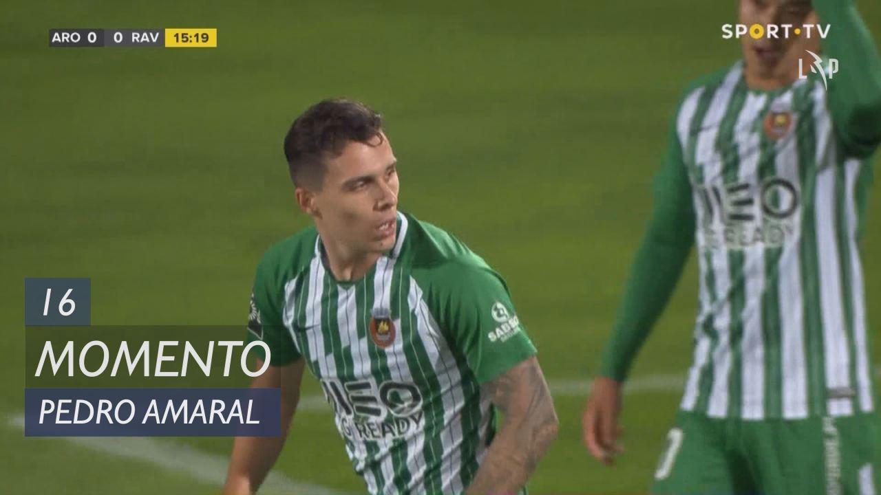 Rio Ave FC, Jogada, Pedro Amaral aos 16'