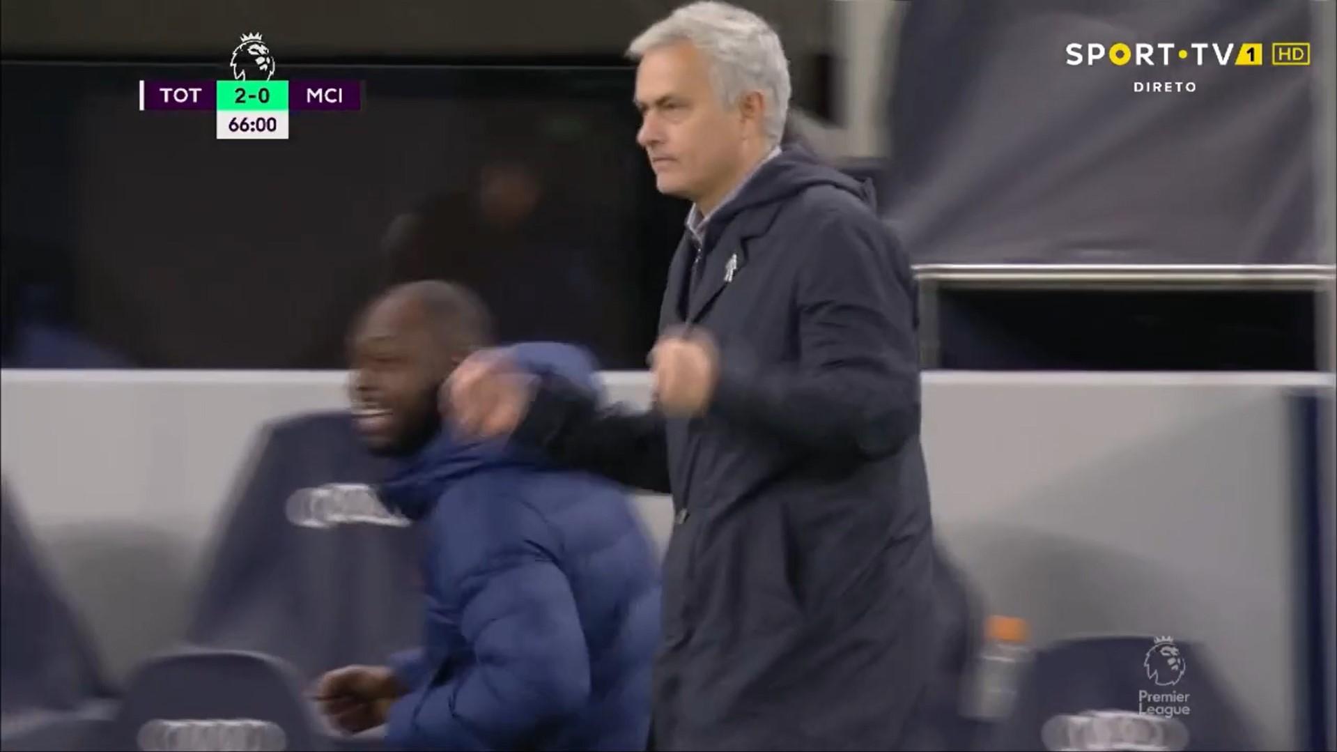 Premier League (9ª Jornada): Resumo Tottenham 2-0 Man. City