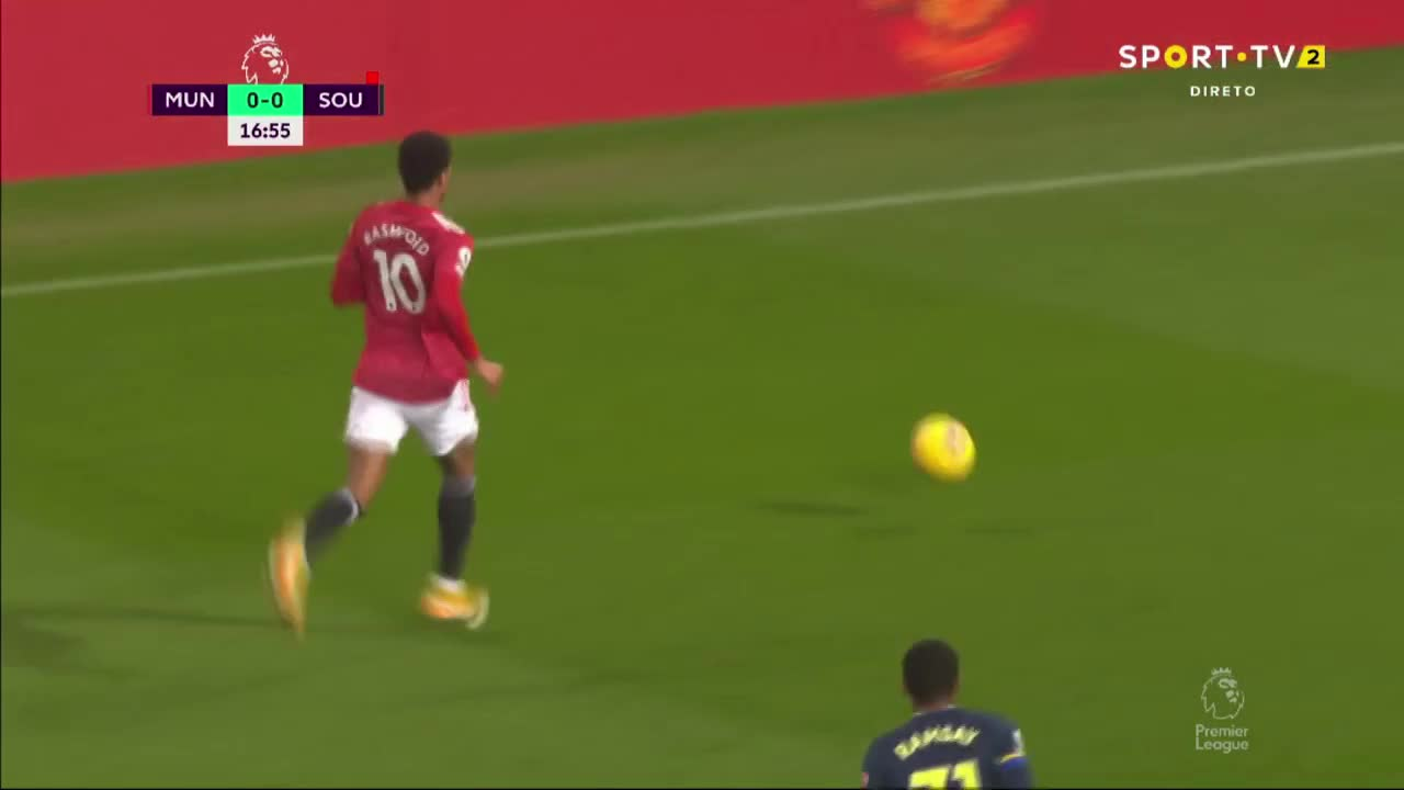 Premier League (22ª Jornada): Resumo Man. United 9-0 Southampton