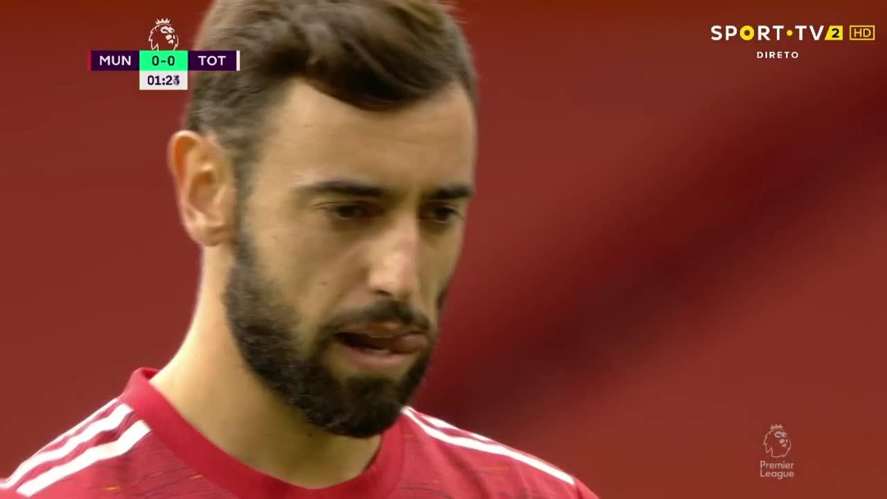 Premier League (4ª Jornada): Resumo Man. United 1-6 Tottenham