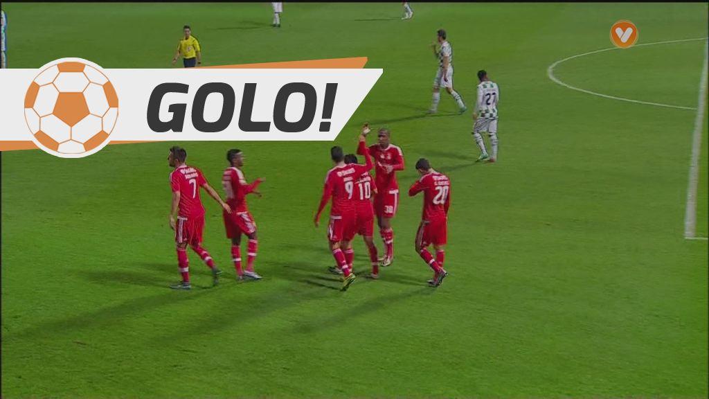 GOLO! SL Benfica, R. Jiménez aos 30', Moreirense FC 1-4 SL Benfica