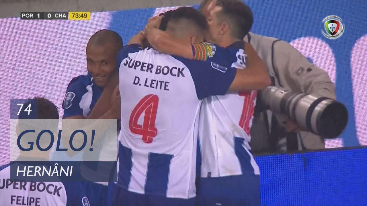 GOLO! FC Porto, Hernâni aos 74', FC Porto 1-0 GD Chaves