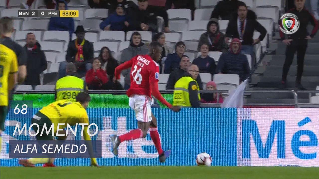 SL Benfica, Jogada, Alfa Semedo aos 68'