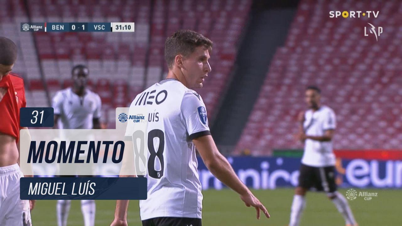 Vitória SC, Jogada, Miguel Luís aos 31'