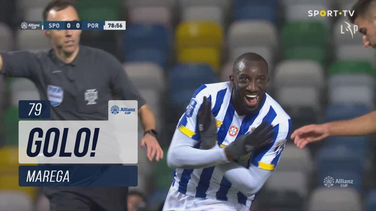 GOLO! FC Porto, Marega aos 79', Sporting CP 0-1 FC...
