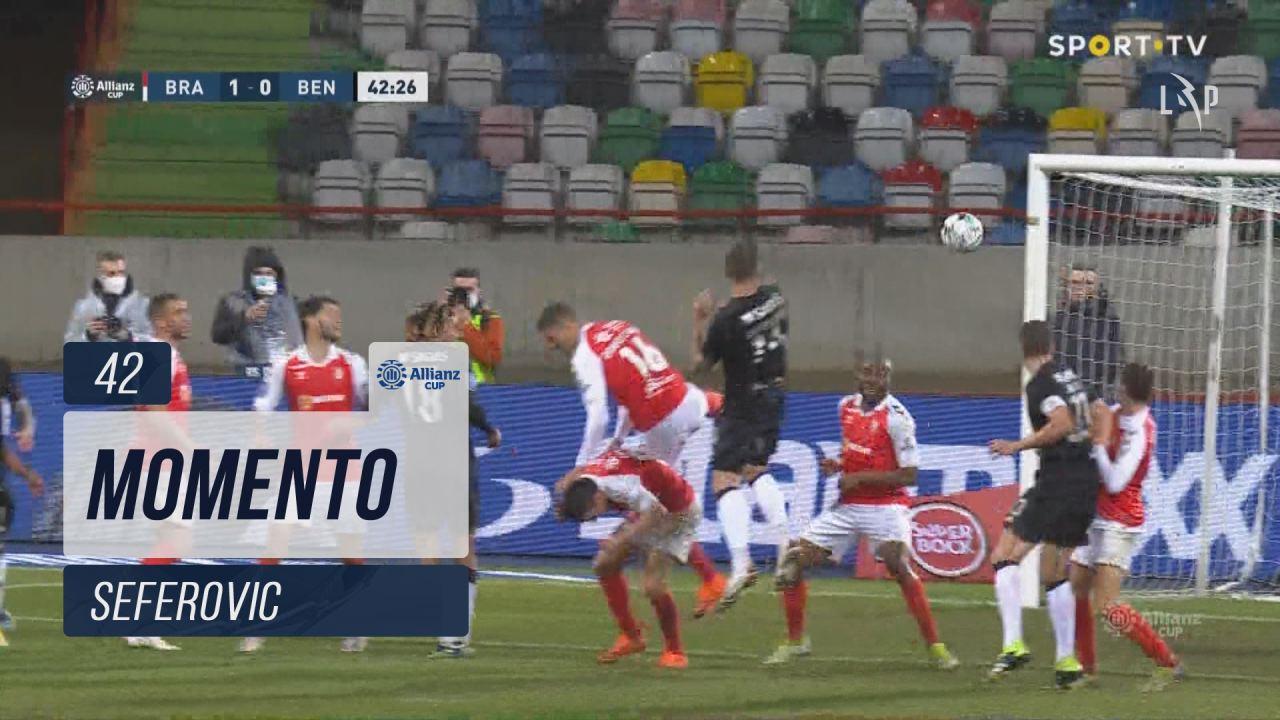 SL Benfica, Jogada, Seferovic aos 42'