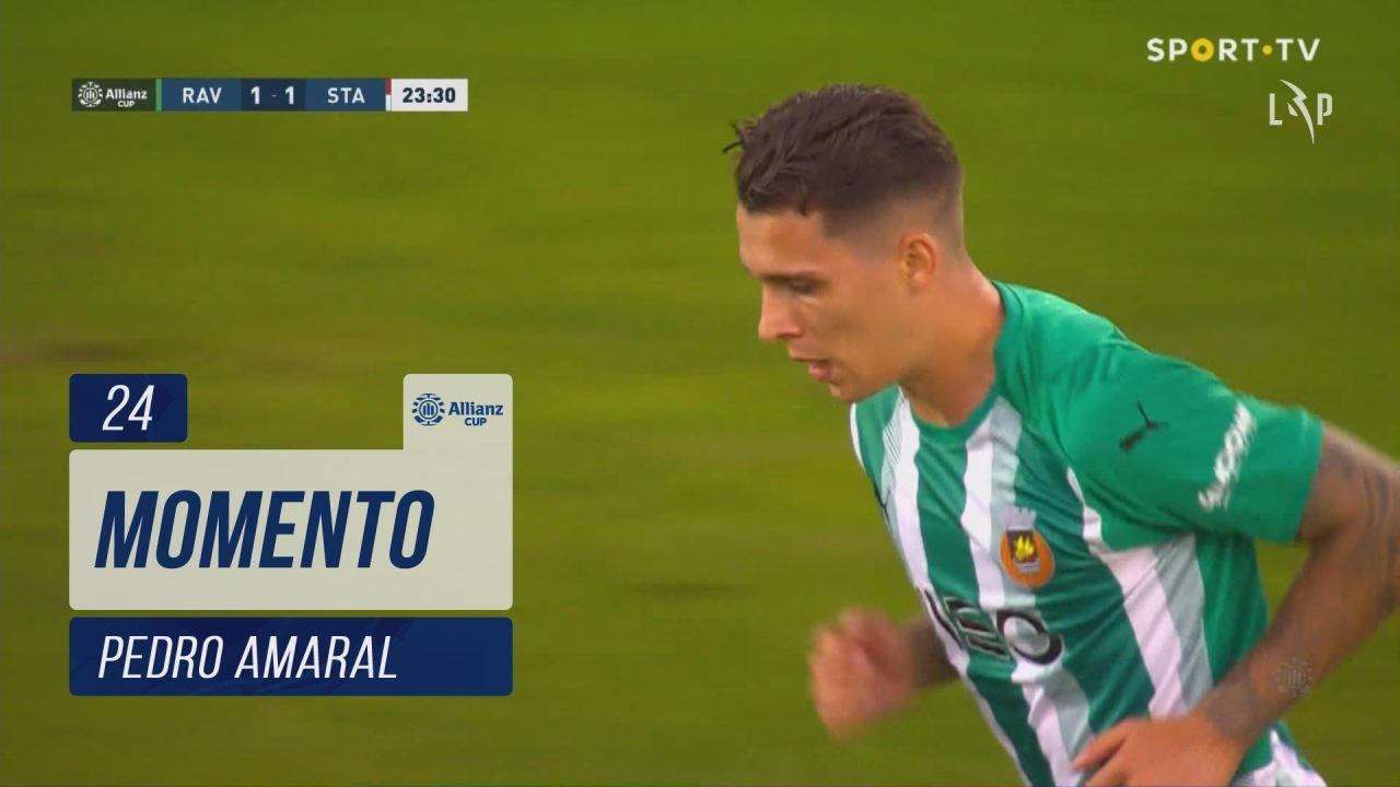 Rio Ave FC, Jogada, Pedro Amaral aos 24'