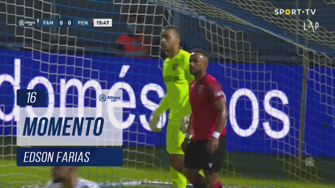 FC Penafiel, Jogada, Edson Farias aos 16'