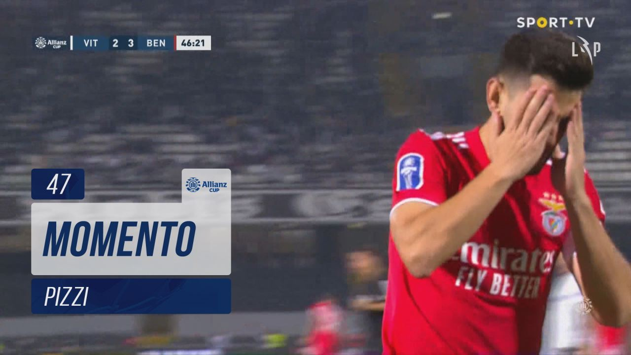 SL Benfica, Jogada, Pizzi aos 47'