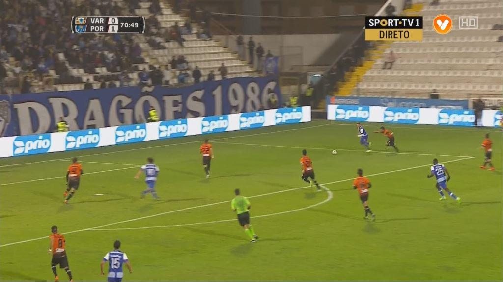 FC Porto, Jogada, Tello aos 70'