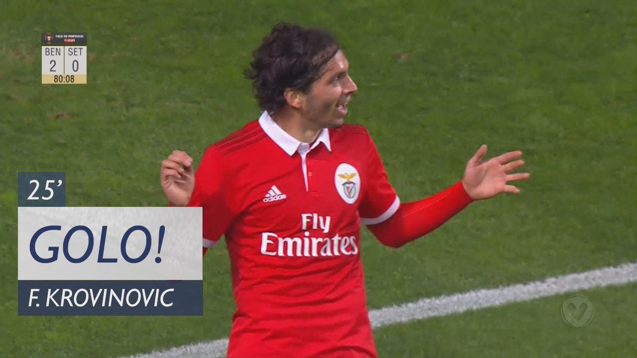 SL Benfica, F. Krovinovic aos 81', SL Benfica 2-0 Vitória FC