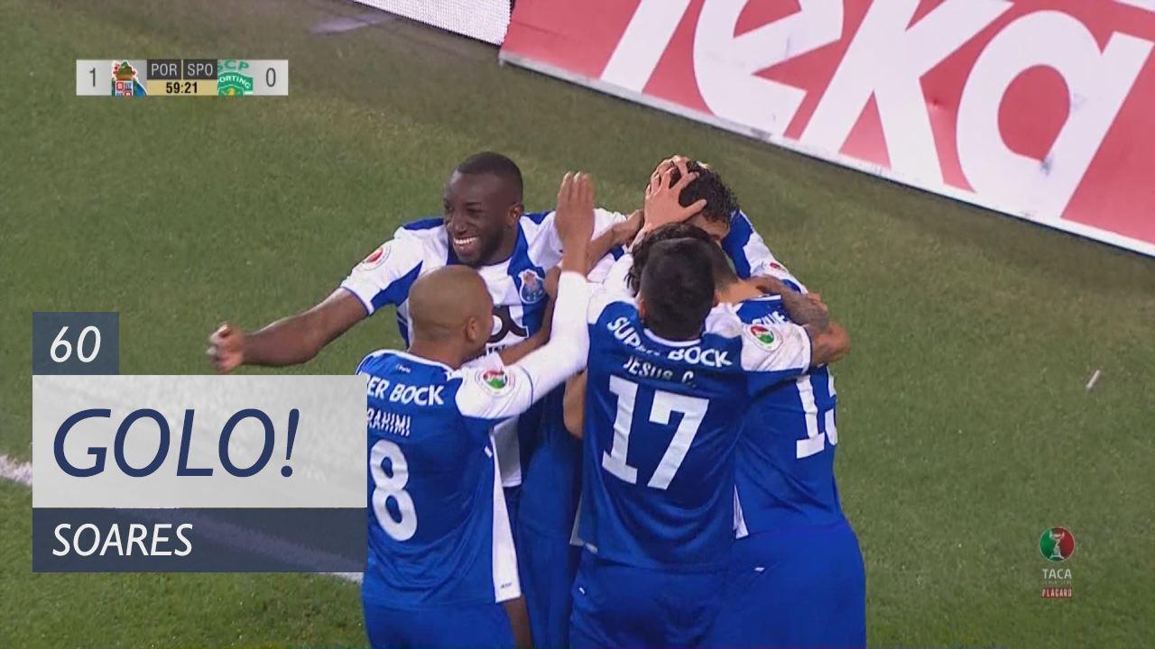 FC Porto, Soares aos 60', FC Porto 1-0 Sporting CP