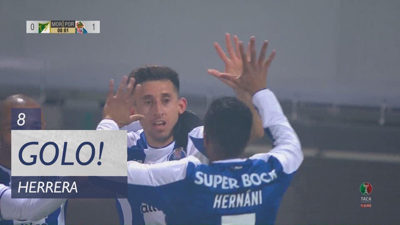 FC Porto, Herrera aos 8', Moreirense FC 0-1 FC Porto