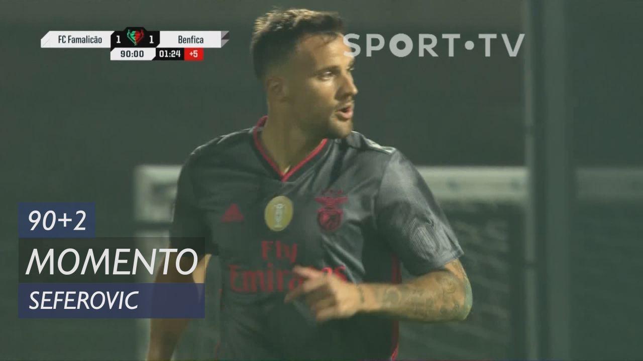 SL Benfica, Jogada, Seferovic aos 90'+2'
