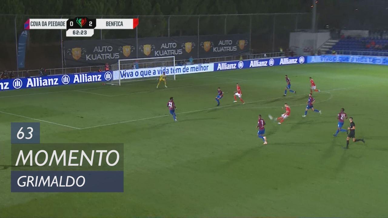 SL Benfica, Jogada, Grimaldo aos 63'