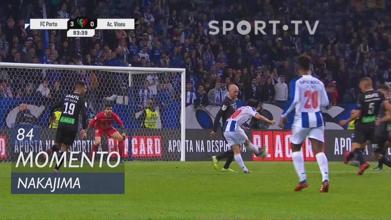 FC Porto, Jogada, Nakajima aos 84'