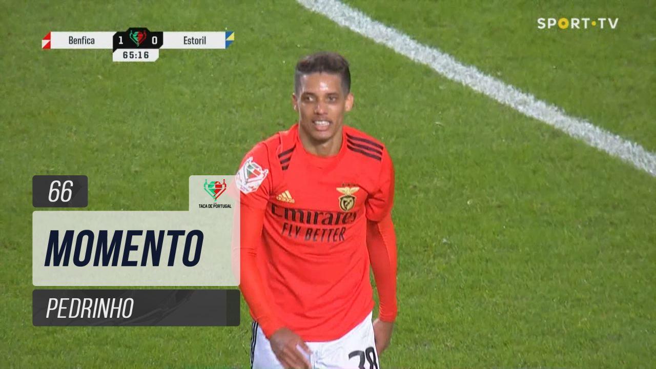 SL Benfica, Jogada, Pedrinho aos 66'