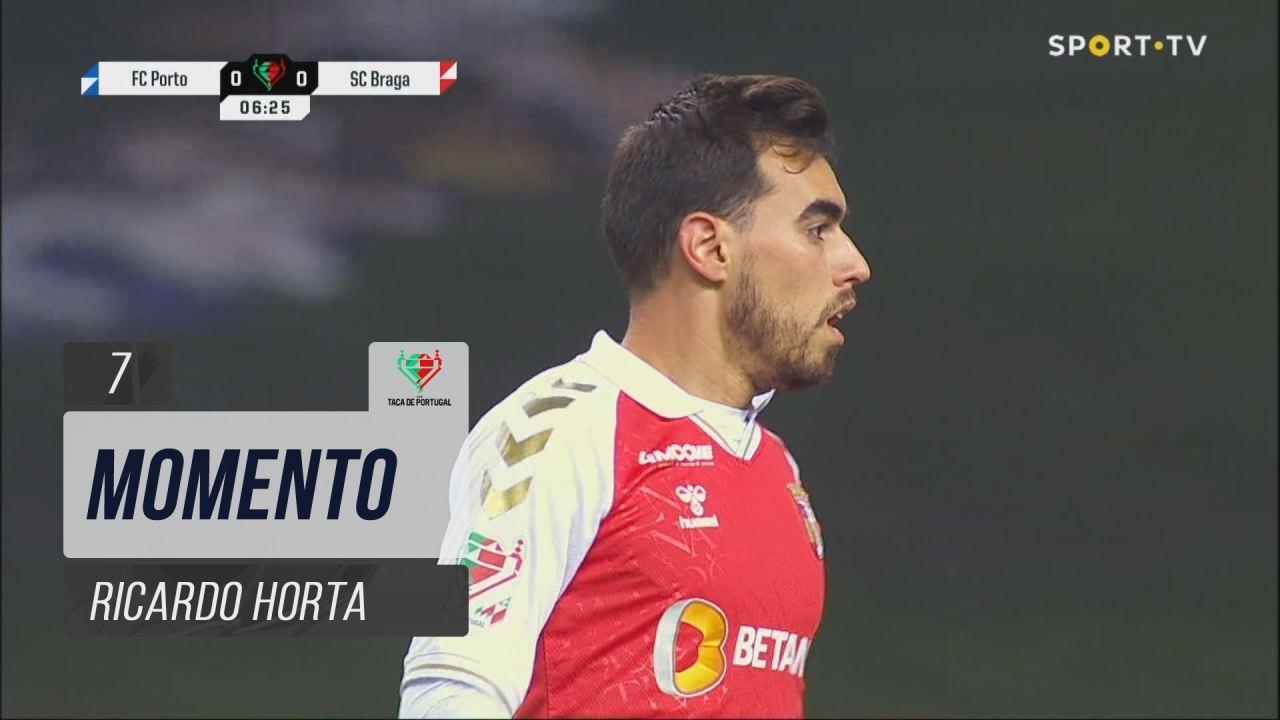 SC Braga, Jogada, Ricardo Horta aos 7'
