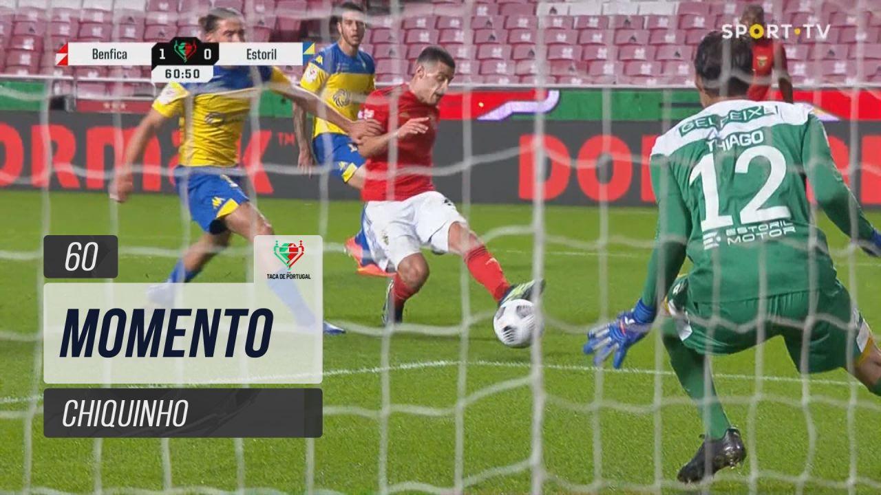 SL Benfica, Jogada, Chiquinho aos 60'